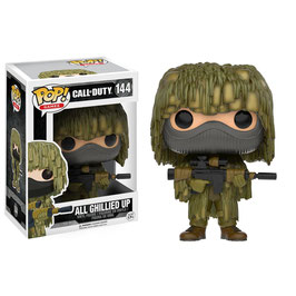 FIGURA POP! CALL OF DUTY (ALL GHILLIED UP) Nº144