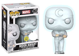 FIGURA POP! MARVEL (MOON KNIGHT GITD)