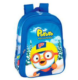 MOCHILA PORORO THE LITTLE PENGUIN