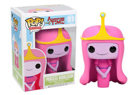 FIGURA POP! HORA DE AVENTURAS (PRINCESS BUBBLEGUM/PRINCESA CHICLE) nº51