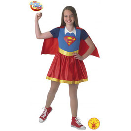 DISFRAZ SUPERGIRL NORMAL