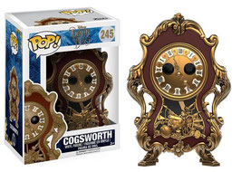 FIGURA POP! LA BELLA Y LA BESTIA/BEAUTY & THE BEAST (COGSWORTH) nº245