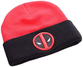 GORRO MARVEL COMICS DEADPOOL