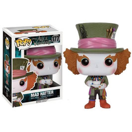 FIGURA POP! ALICE IN WONDERLAND  (MAD HATTER) nº177