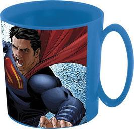 TAZA AZUL SUPERMAN