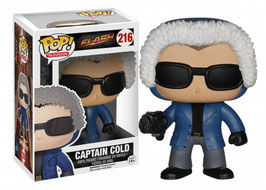 FIGURA POP! FLASH (CAPTAIN COLD) nº216