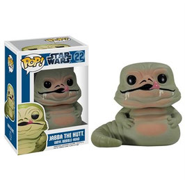 FIGURA POP! STAR WARS (JABBA THE HUTT) nº22