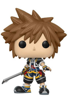 FIGURA POP! KINGDOM HEARTS (SORA)