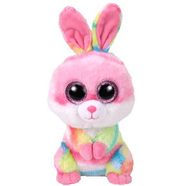 PELUCHE TY CONEJO COLORINES (LOLLIPOP)