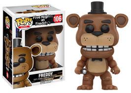 FIGURA POP! FIVE NIGHTS AT FREDDY'S (FREDDY) nº106