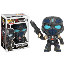 FIGURA POP! GEARS OF WAR (CLAYTON CARMINE) nº113