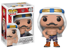 FIGURA POP! WWE (IRON SHEIK)