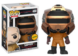 FIGURA POP! BLADE RUNNER 2049 (SAPPER CHASE LIMITED EDITION)