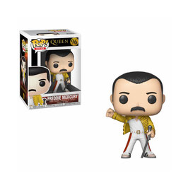 FIGURA POP! QUEEN (FREDDIE MERCURY WEMBLEY)