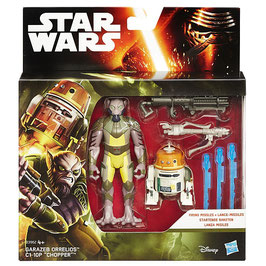 "STAR WARS THE FORCE AWAKENS - GARAZEB ORRELIOS C1-10P ""CHOPPER"""