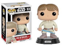 FIGURA POP! STAR WARS - LUKE SKYWALKER (BESPIN)