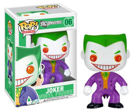 FIGURA POP! DC UNIVERSE (THE JOKER) nº06