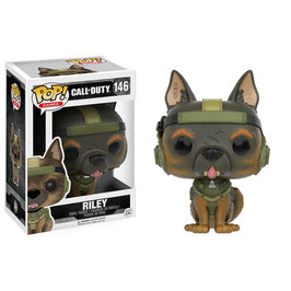 FIGURA POP! CALL OF DUTY (RILEY) nº146