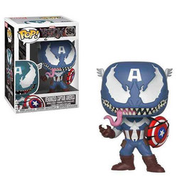 FIGURA POP! VENOM (VENOMIZED CAPTAIN AMERICA)