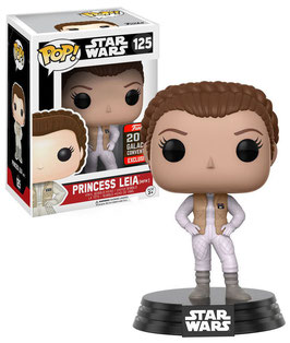 FIGURA POP! STAR WARS (PRINCESA LEIA HOTH) SW-CELEBRATION 2017 nº125