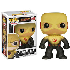 FIGURA POP! FLASH (REVERSE FLASH) nº215