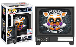 FIGURA POP! FIVE NIGHTS AT FREDDY (LOLBIT) CC2017