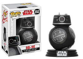 FIGURA POP! STAR WARS EPISODE VIII (BB-9E) nº202