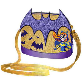 BOLSO/BANDOLERA DC SUPER HERO GIRLS (BATGIRL)