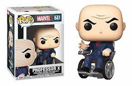 FIGURA POP! MARVEL X-MEN ( PROFESOR X) Nº 641