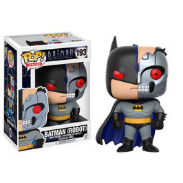 FIGURA POP! BATMAN THE ANIMATED SERIES (BATMAN ROBOT)