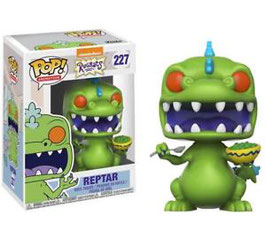 FIGURA POP! RUGRATS (REPTAR WITH CEREALS)
