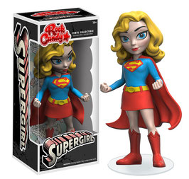 FIGURA FUNKO ROCK CANDY - SUPERGIRL