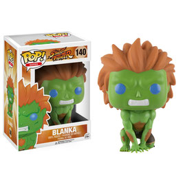 FIGURA POP! STREET FIGHTER (BLANKA)