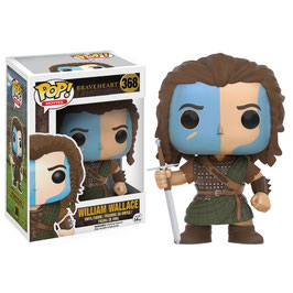 FIGURA POP! BRAVEHEART (WILLIAM WALLACE) Nº368