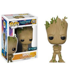FIGURA POP! GUARDIANES DE LA GALAXIA (TEENAGE GROOT) nº207