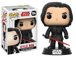 FIGURA POP! STAR WARS EPISODE VIII (KYLO REN) nº194