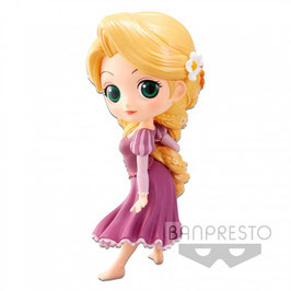 Figura Q-Posket Disney (Rapunzel Trenza) 14cm