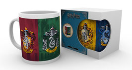 TAZA HARRY POTTER ALL CRESTS