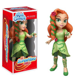 FIGURA FUNKO ROCK CANDY DC SUPER HERO GIRLS - POISON IVY