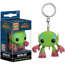 LLAVERO POCKET POP! WORLD OF WARCRAFT (MURLOC)