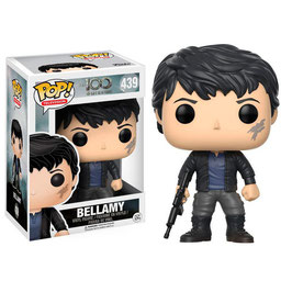 FIGURA POP! LOS 100 (BELLAMY BLAKE) nº439