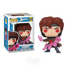 FIGURA POP! X-MEN (GAMBIT) Nº553