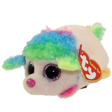 PELUCHE TEENY TY (FLORAL)
