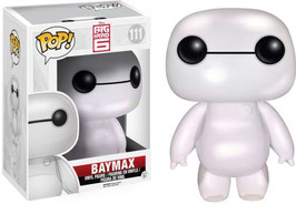 FIGURA POP! BIG HERO 6 (BAYMAX PEARLESCENT 15CM)