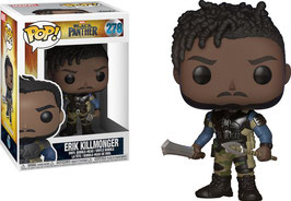 FIGURA POP! BLACK PANTHER (ERIK KILLMONGER) nº278