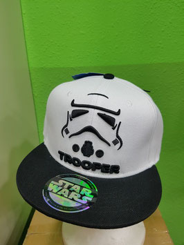GORRA STAR WARS TROOPER BÉISBOL