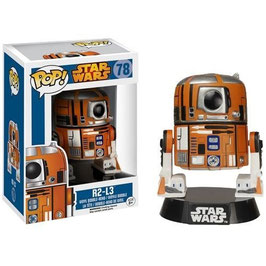 FIGURA POP! STAR WARS (R2-L3) nº78