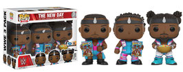 FIGURA POP! WWE (THE NEW DAY) PACK 3