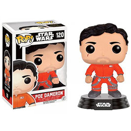 FIGURA POP! STAR WARS (POE DAMERON Nº120)