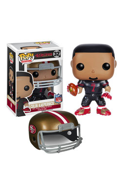 FIGURA POP! FOOTBALL 49ERS (COLIN KAEPERNICK)